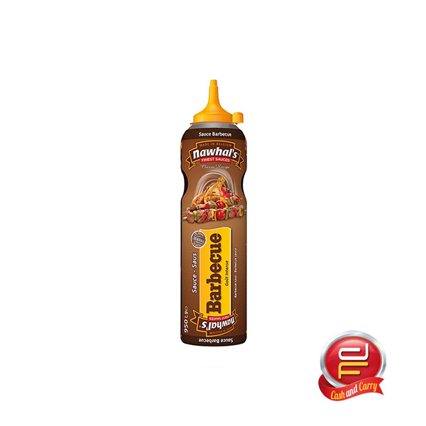 SAUCE BARBECUE NAWALS